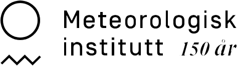 Logo for Meteorologisk Institutt
