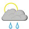 Dážďové prehánky