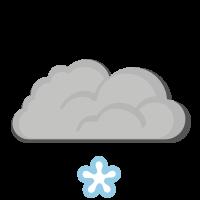 Météo à Vadsø : Peu de neige