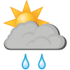weather icon from yr.no